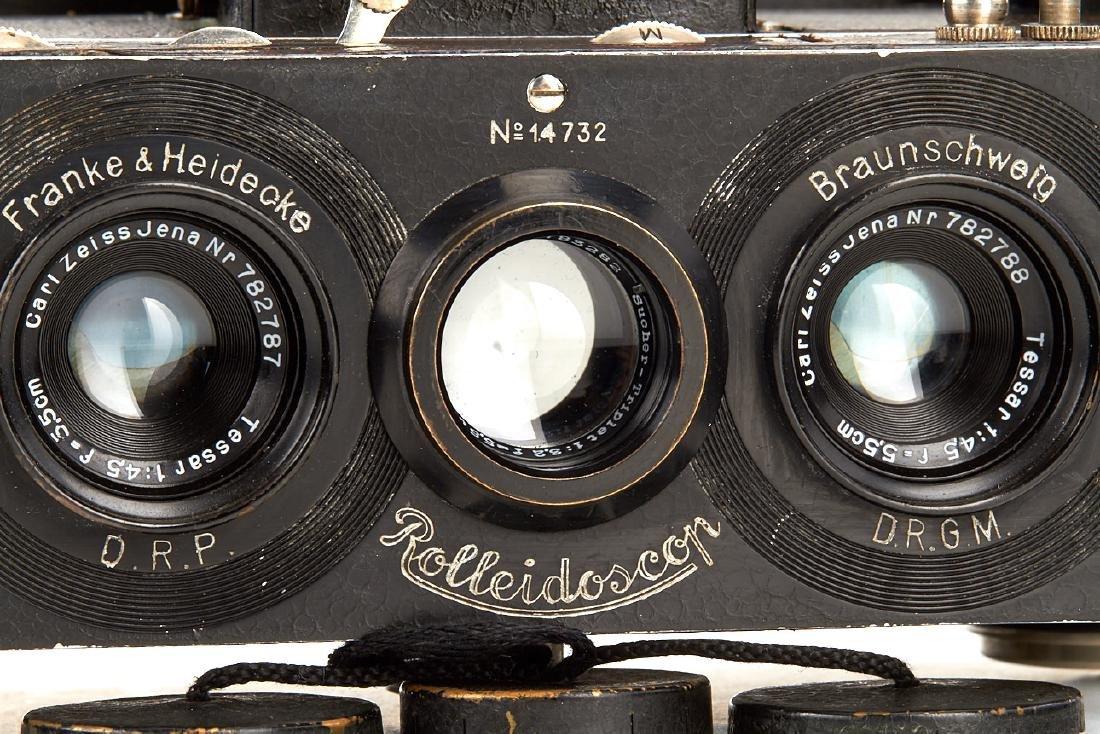 Rollei Rolleidoscop Baby, c.1928, no. 14732 - 2