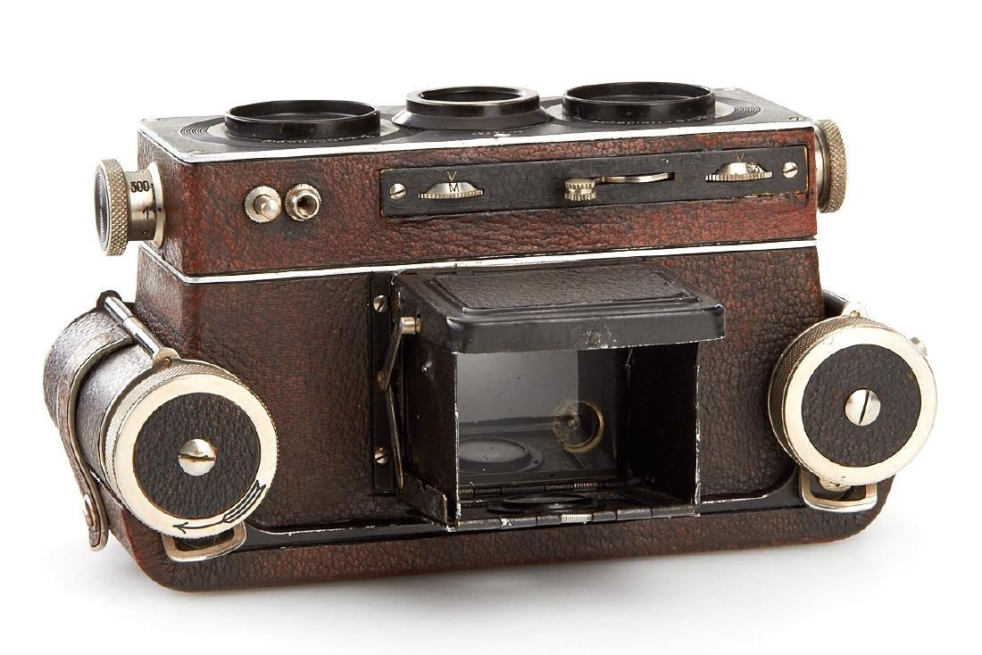 Rollei Rolleidoscop Baby, c.1928, no. 14732 - 4