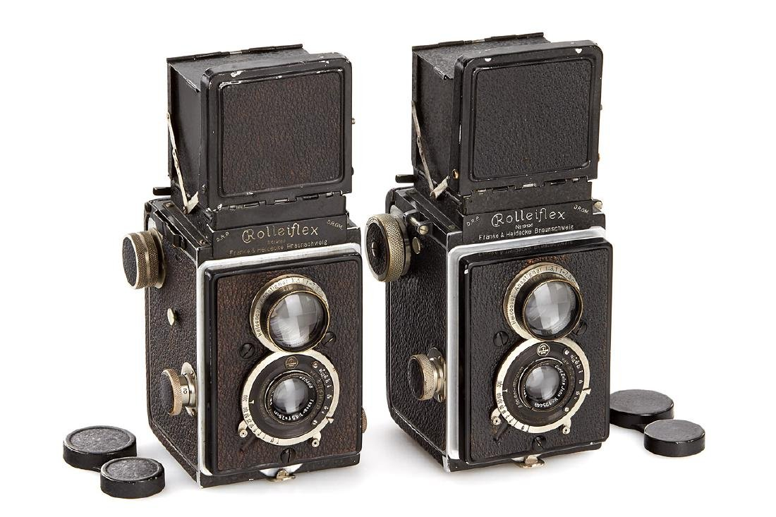 Rolleiflex I (various), c.1930