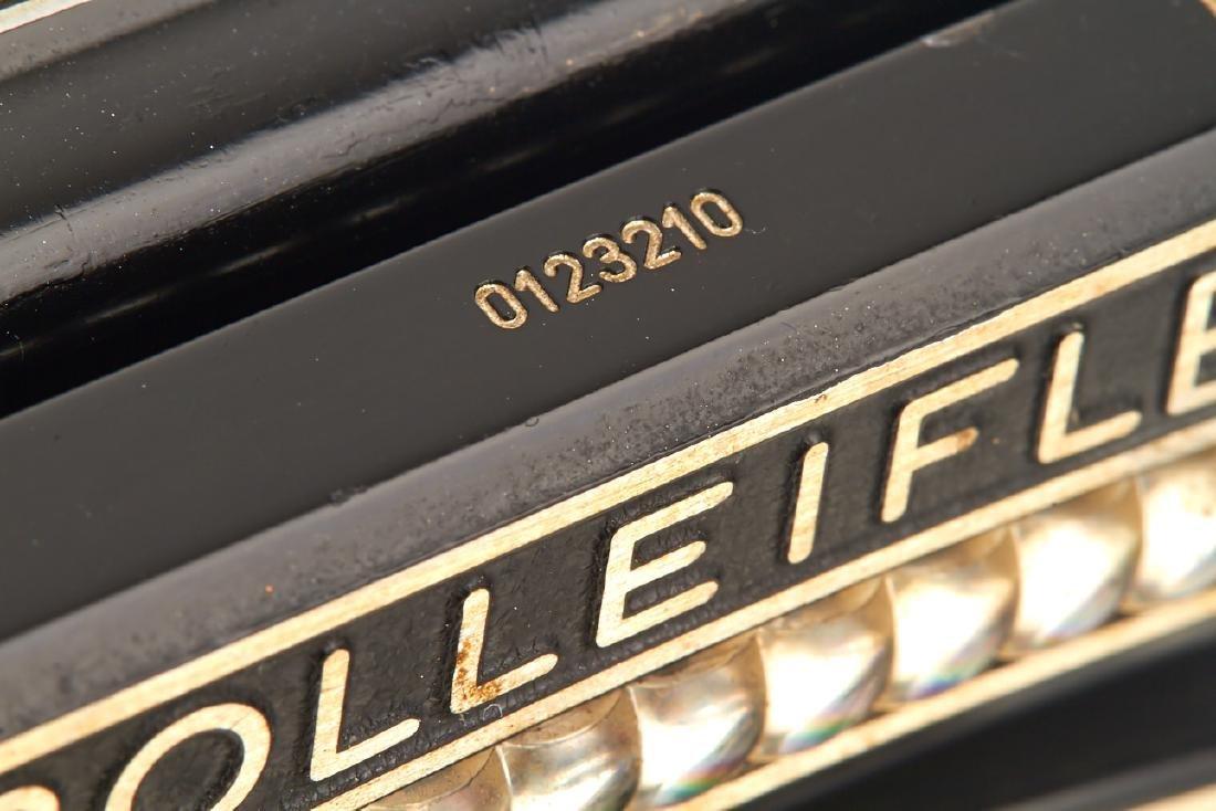 Rolleiflex 3,5 C Dummy, c.1956, no. 123210 - 3