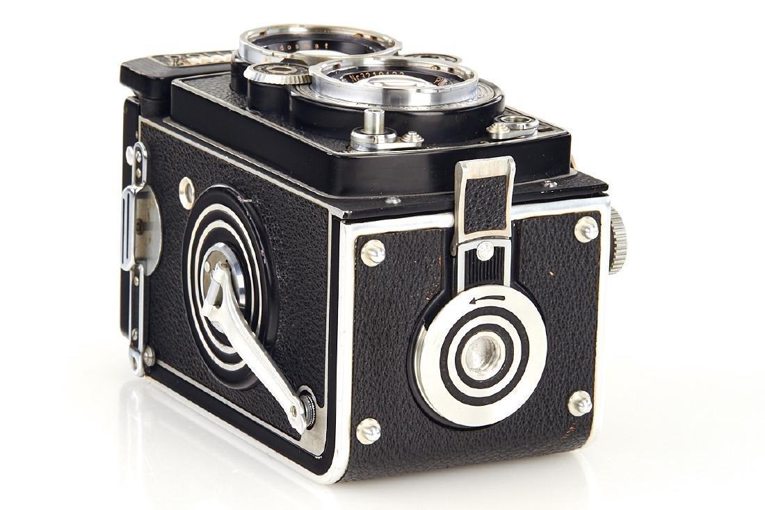 Rolleiflex 3,5 C Dummy, c.1956, no. 123210 - 5