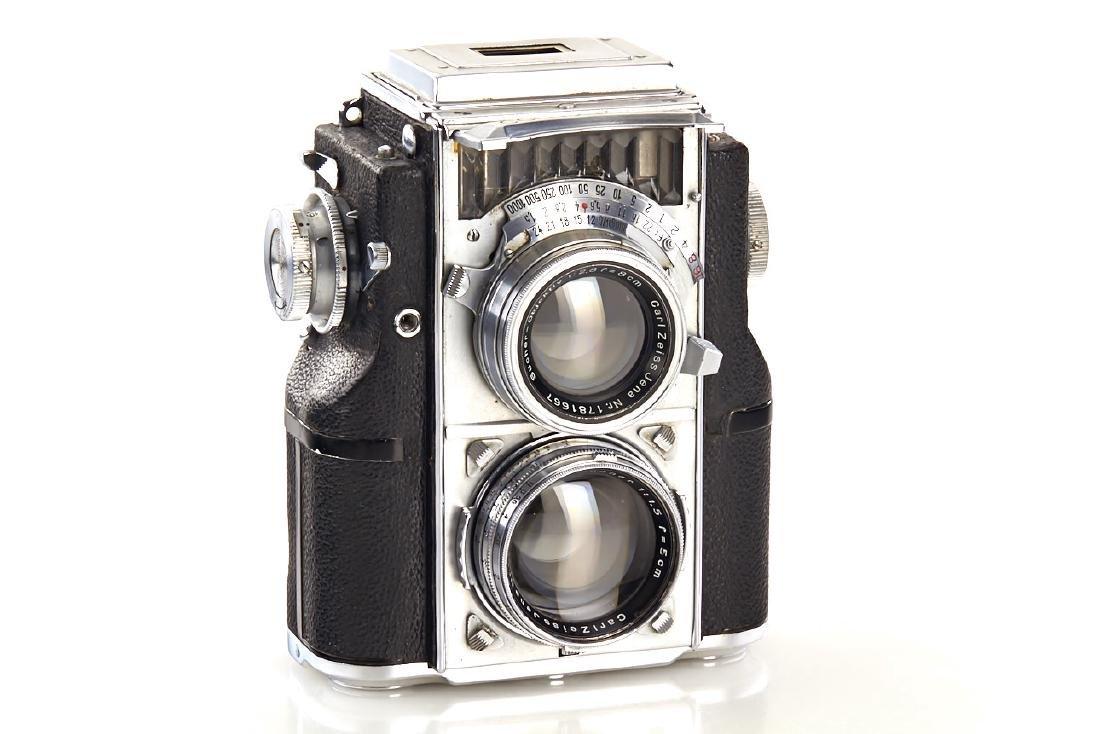 Contaflex TLR set, c.1935, no. A50474 - 2