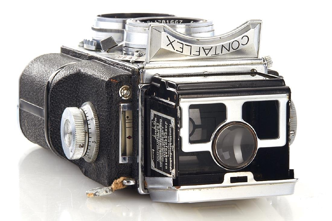 Contaflex TLR set, c.1935, no. A50474 - 4