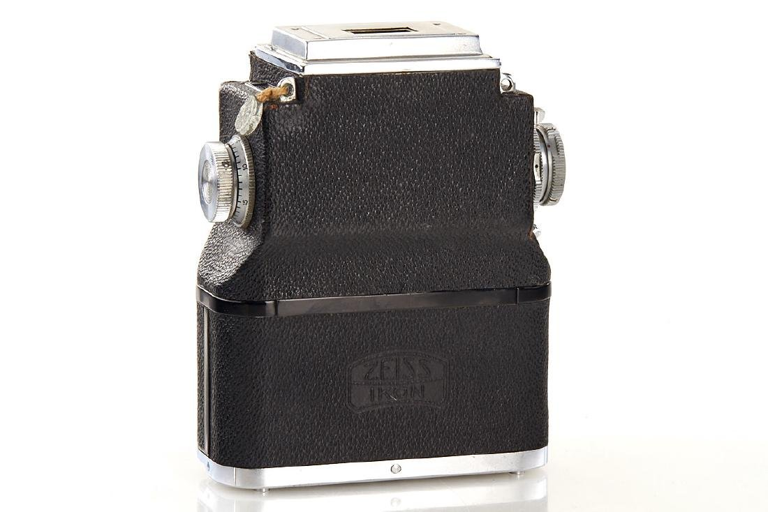 Contaflex TLR set, c.1935, no. A50474 - 6