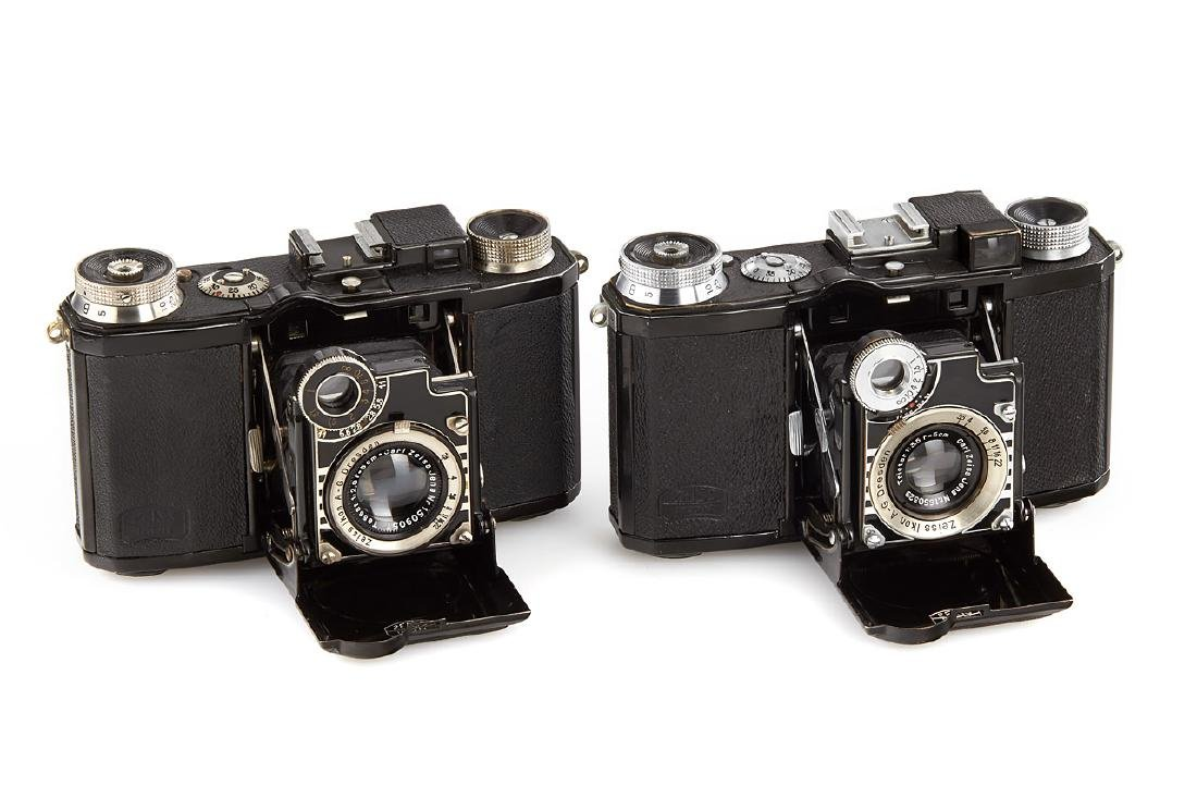 Zeiss Ikon Super Nettel (various), 1934-37