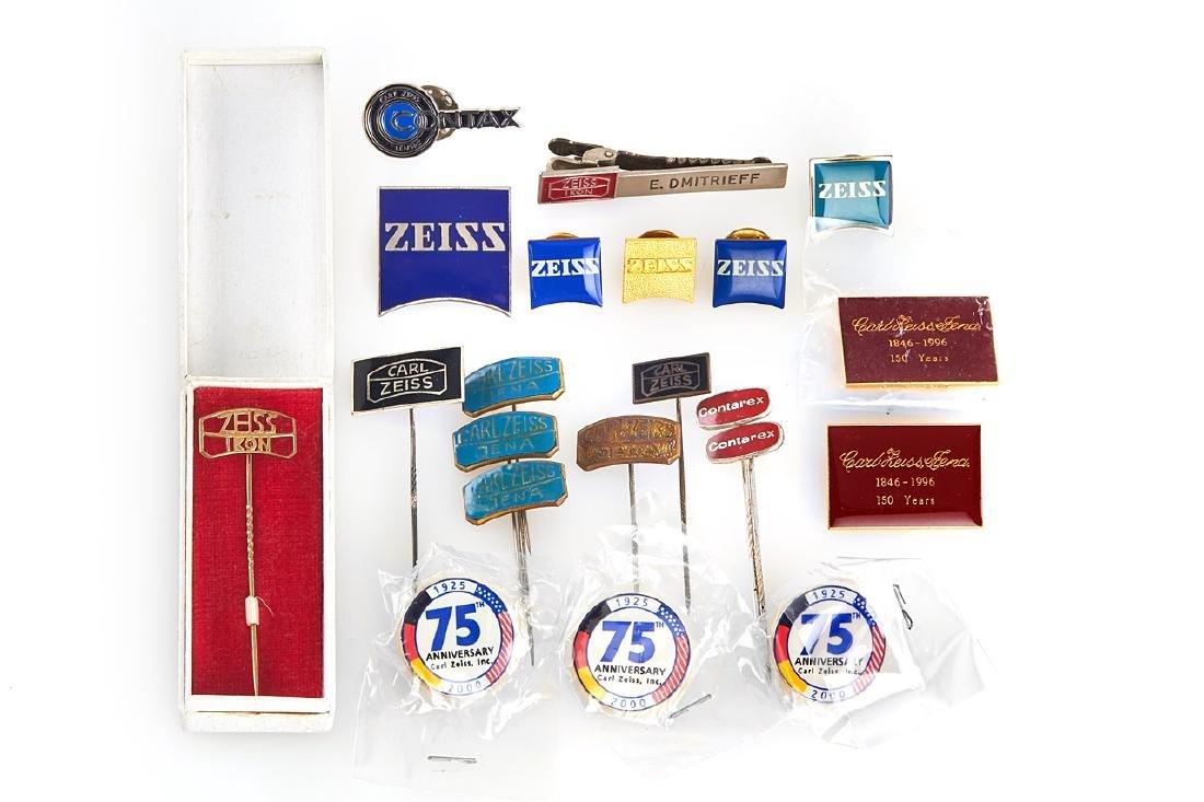 Zeiss Pins, 1950-2000