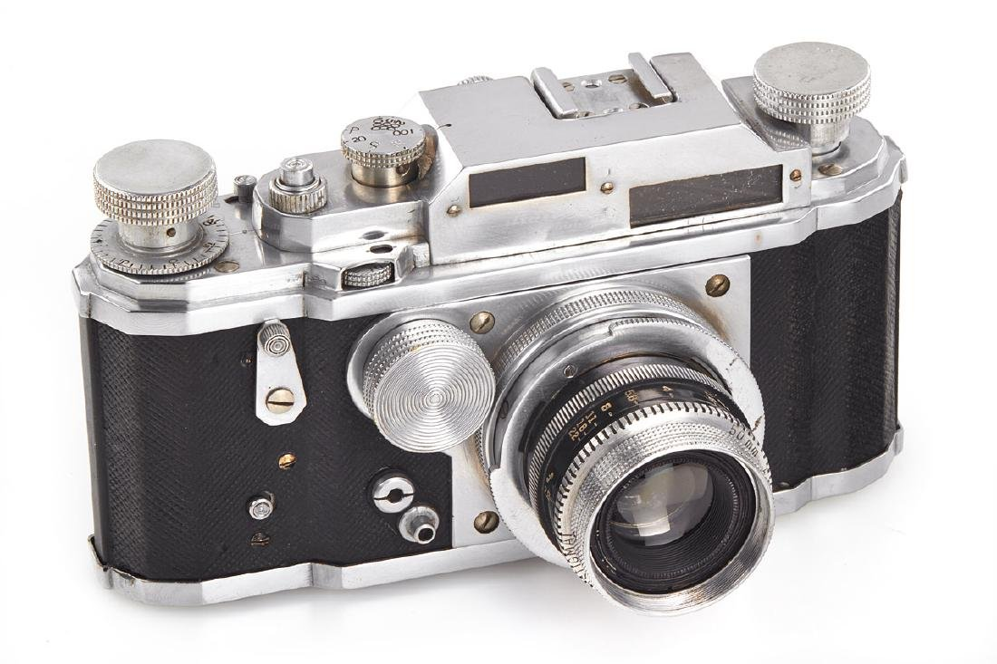 Candid Camera Perfex 35mm Prototype *, 1940