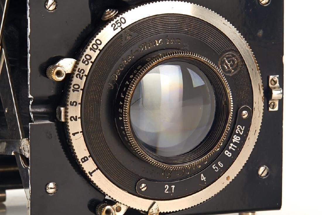 Bentzin Primarette with Makro Plasmat 2.7/7.5cm, - 2