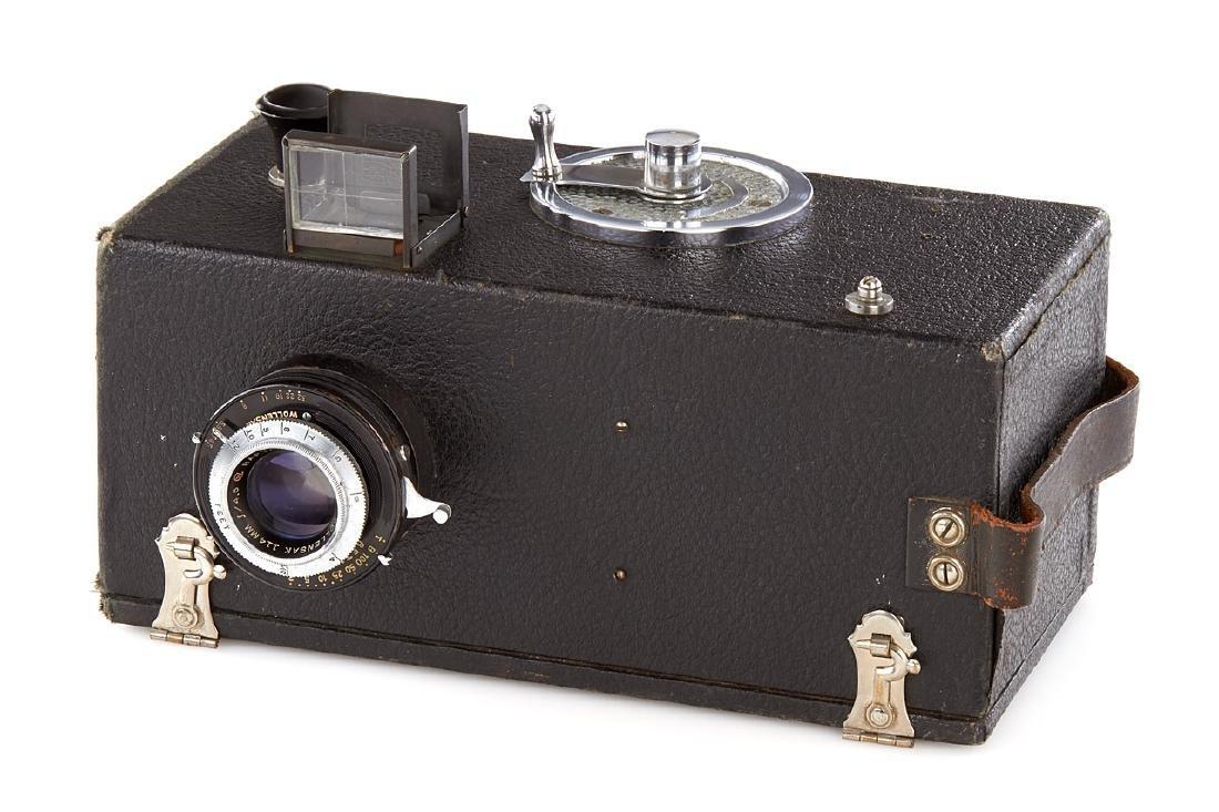 Mandel PDQ Street Camera, c.1950, no. 686