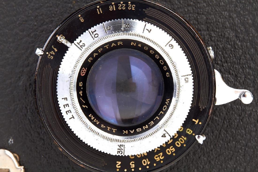 Mandel PDQ Street Camera, c.1950, no. 686 - 3