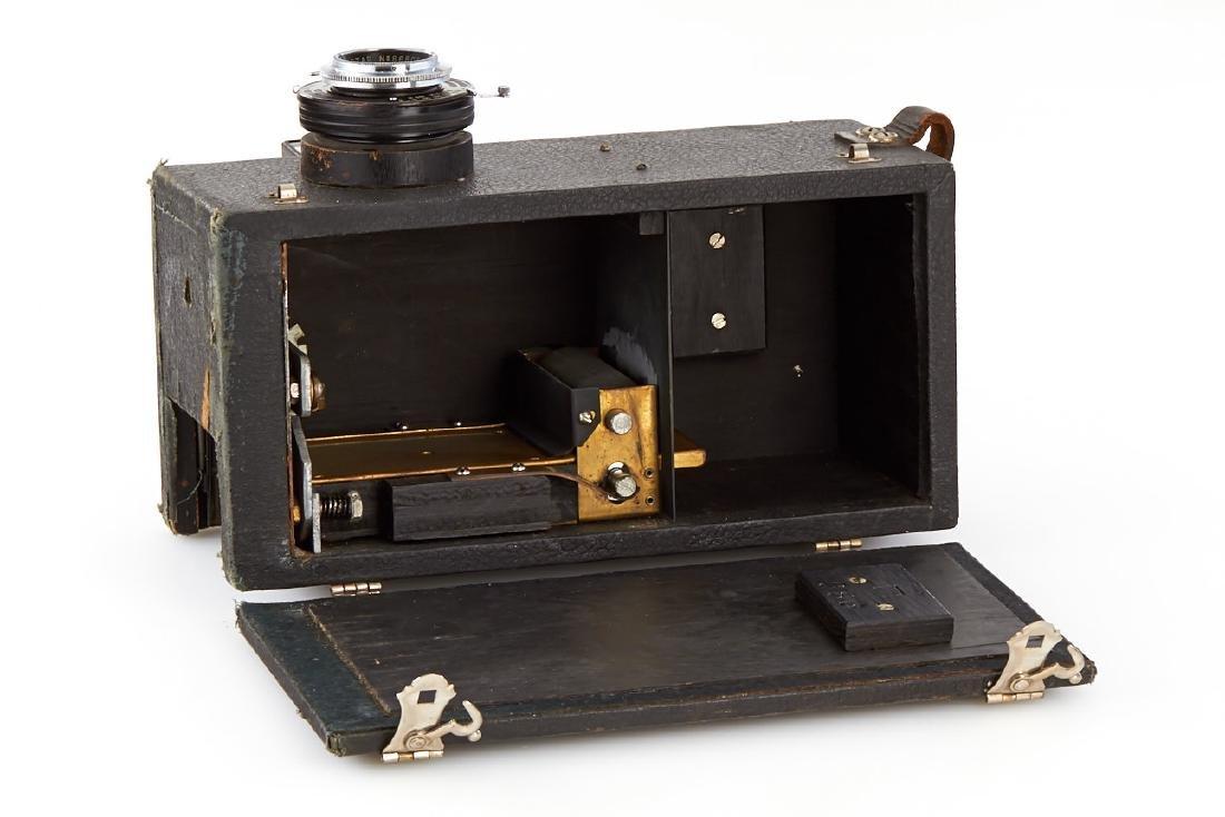 Mandel PDQ Street Camera, c.1950, no. 686 - 5