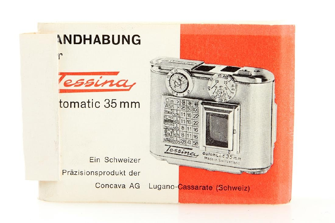 Concava Tessina Automatic 35mm, c.1957, no. 61774 - 6