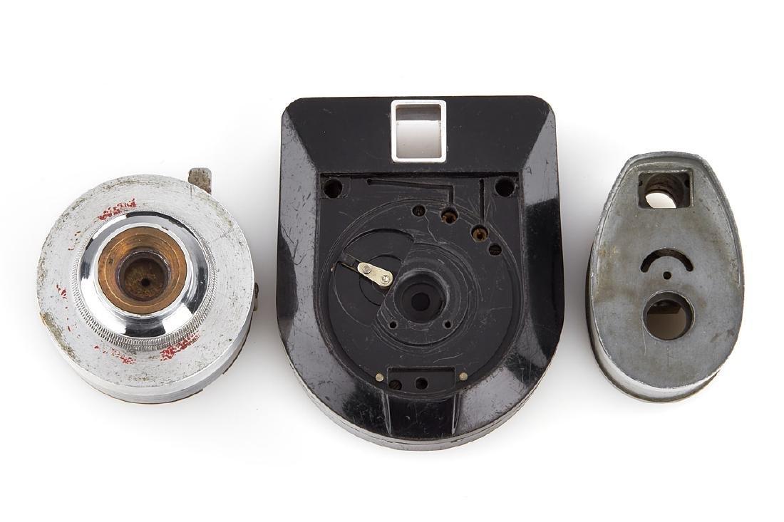 Parker Pen Co. Parker Camera Prototypes *, c.1949