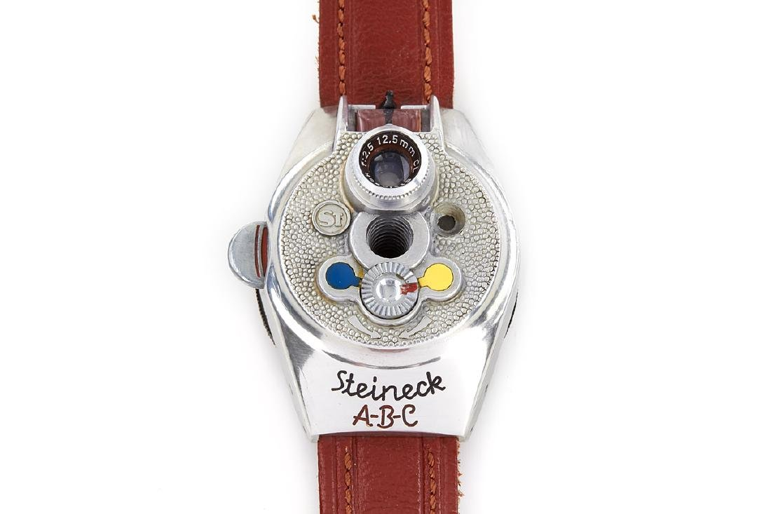 Steineck ABC Watch Camera, 1949