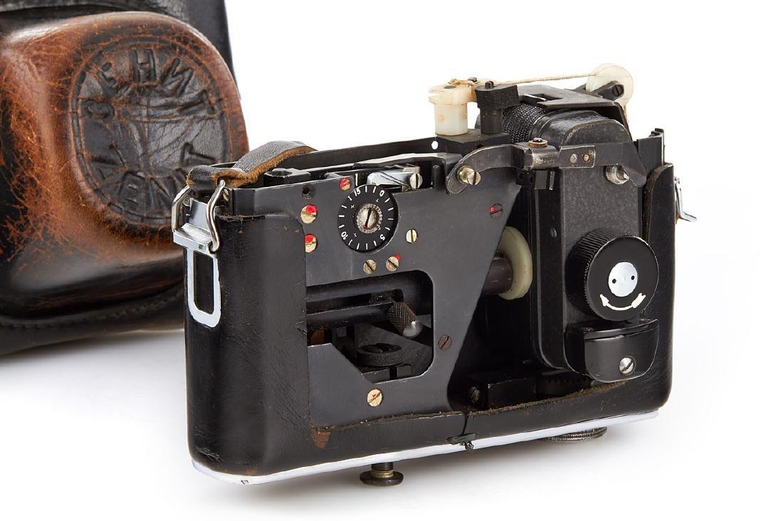 KGB Spy Camera in Zenit Case, c.1970
