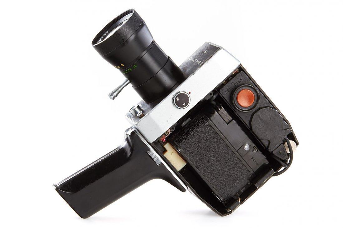 KGB Spy Camera Quarz 1x8S-2, c.1984, no. 85898
