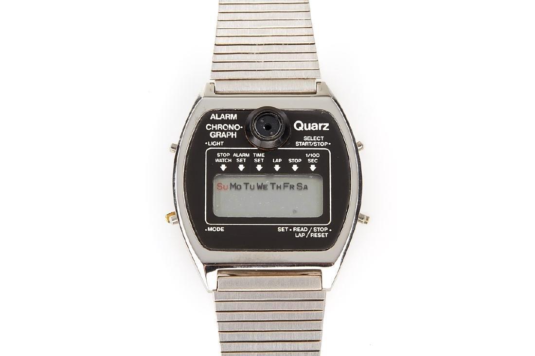 PK Electronic, Germany PK420 Wrist Watch Camera,