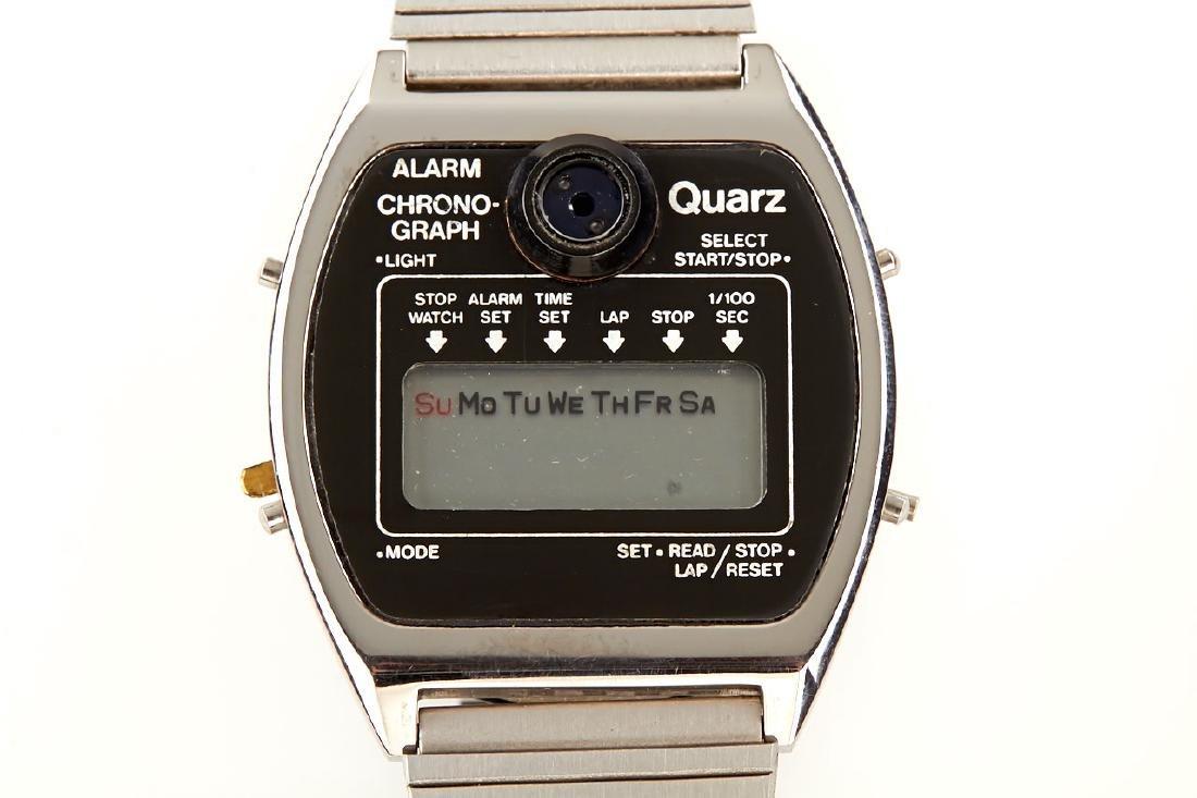 PK Electronic, Germany PK420 Wrist Watch Camera, - 2