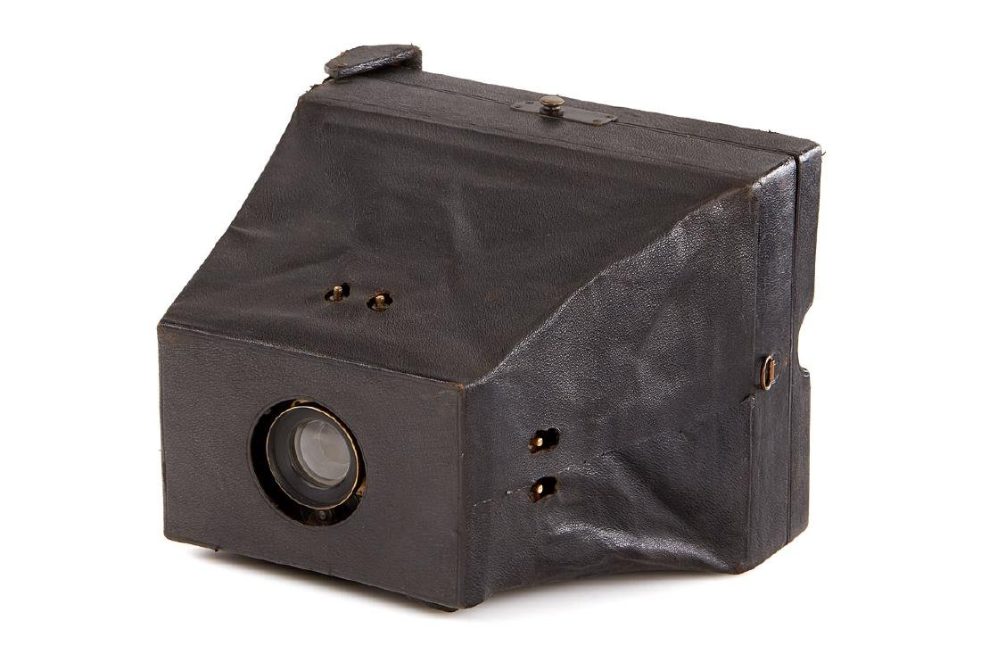 Ch. Hiekel, France  Detective Camera, c.1895