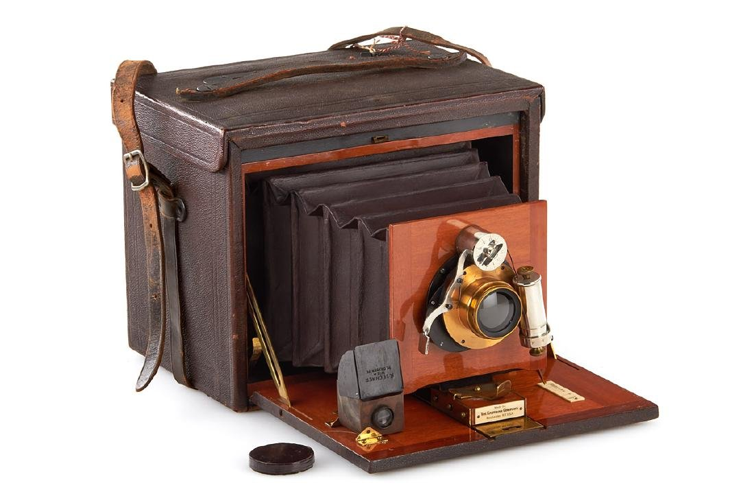 Eastman Kodak Folding Kodak No.5  *, 1892, no. 6365