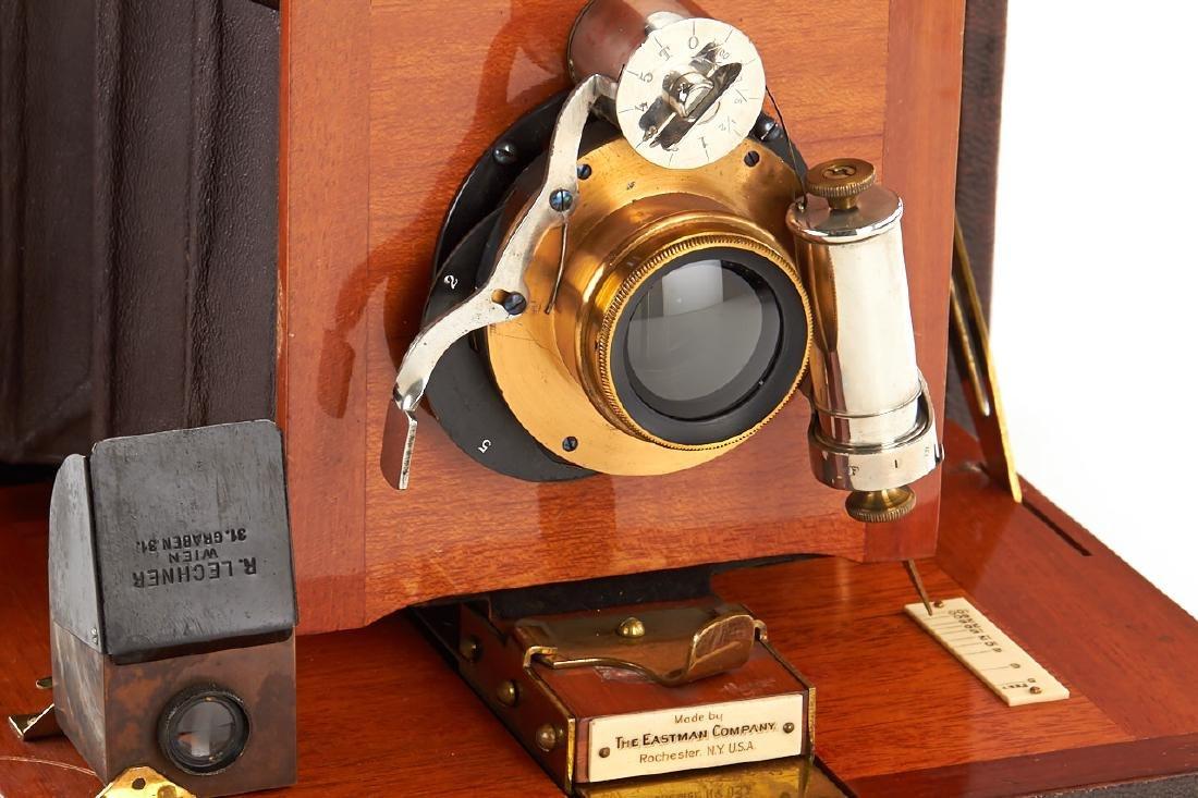 Eastman Kodak Folding Kodak No.5  *, 1892, no. 6365 - 2