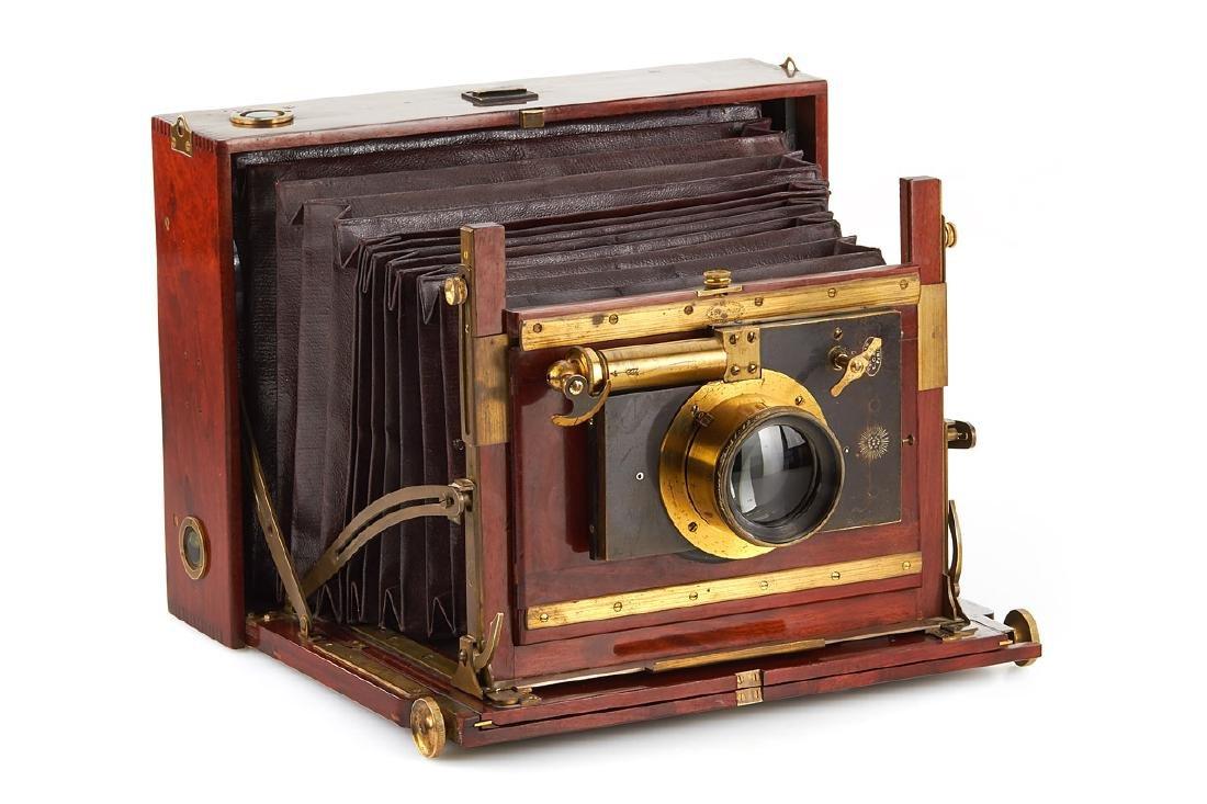 L. G. & Cie French Field Camera, c.1910, no. 3333