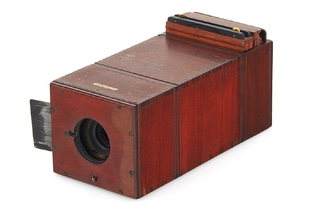 Rouch's Patent Detective Camera, c.1885