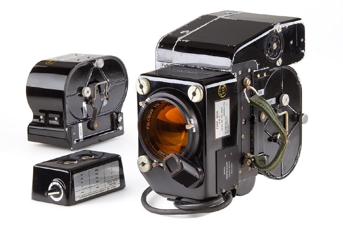 Vinten Reconnaissance Camera, c.1960's, no. 61