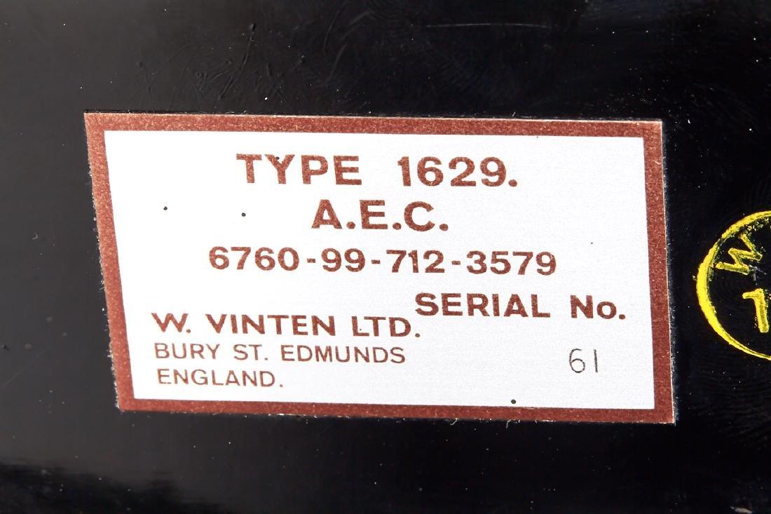 Vinten Reconnaissance Camera, c.1960's, no. 61 - 4