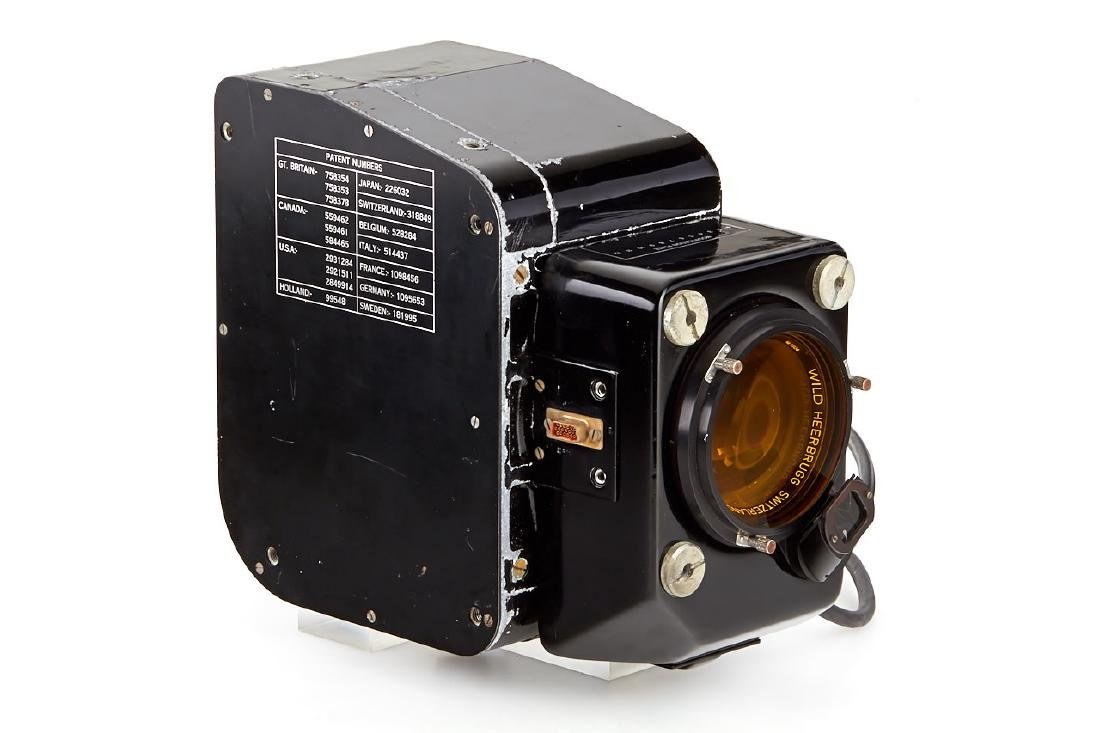 Vinten Reconnaissance Camera, c.1960's, no. 61 - 5