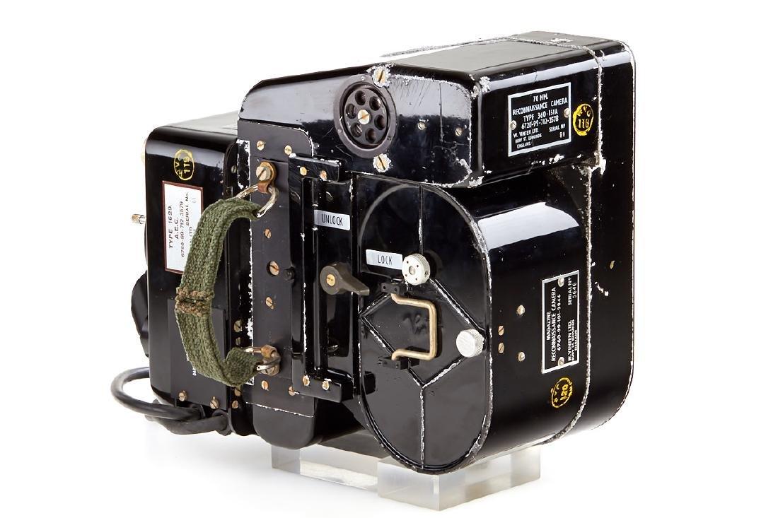 Vinten Reconnaissance Camera, c.1960's, no. 61 - 6