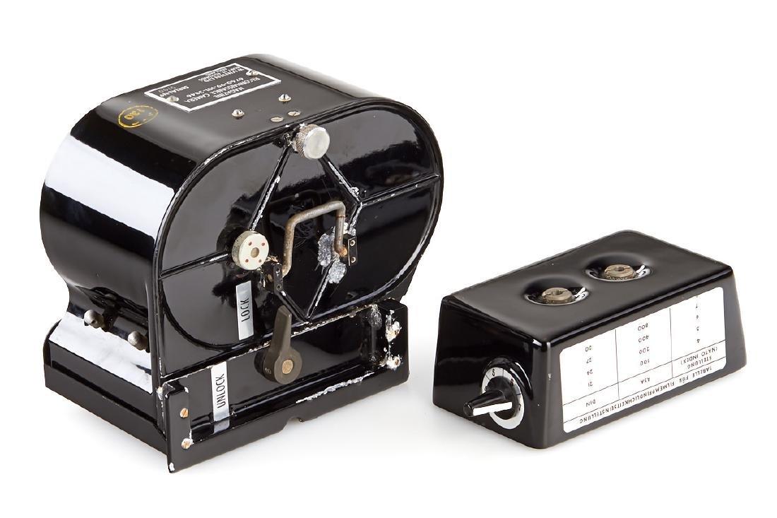 Vinten Reconnaissance Camera, c.1960's, no. 61 - 8