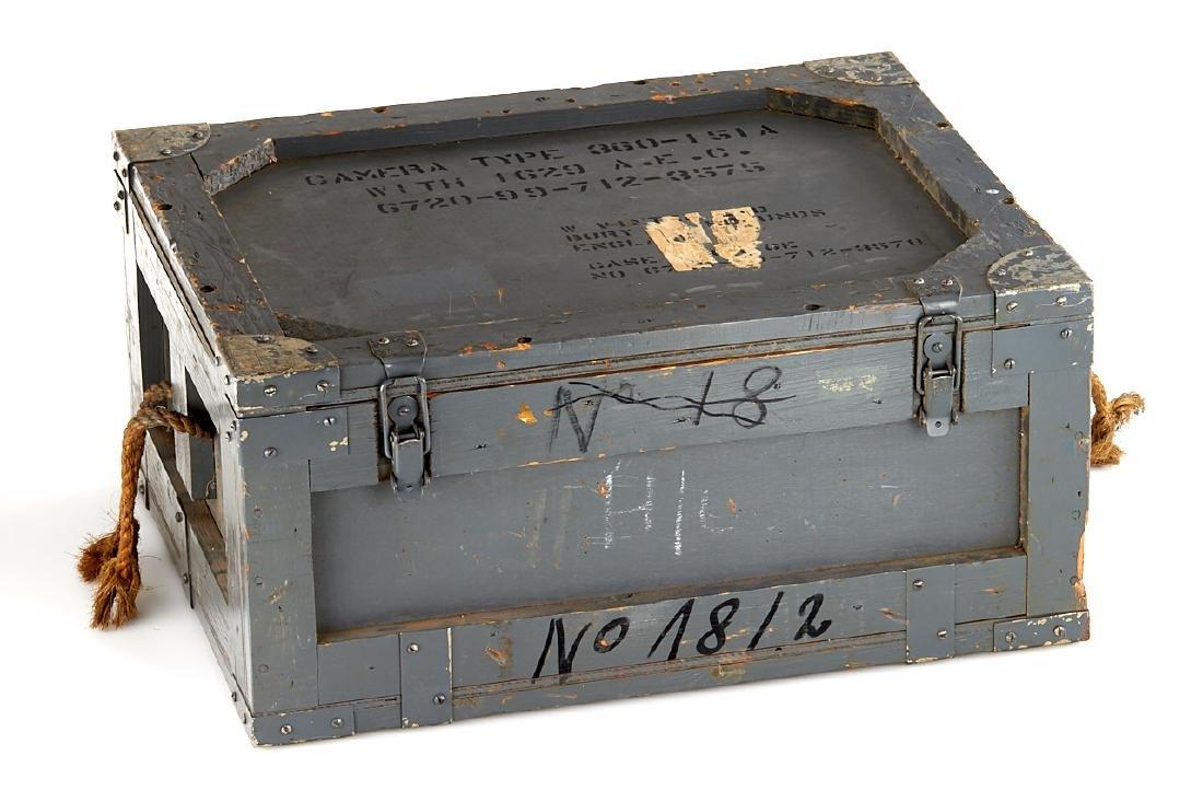 Vinten Reconnaissance Camera, c.1960's, no. 61 - 9