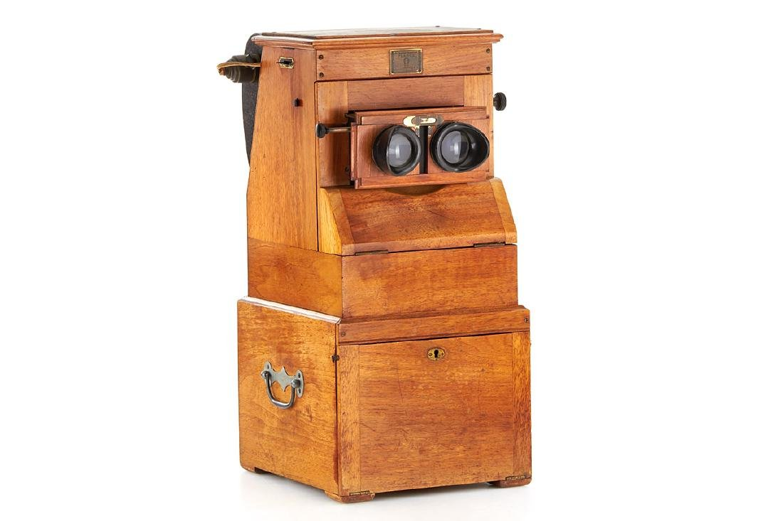 Planox Simplife Stereo Viewer, 1927