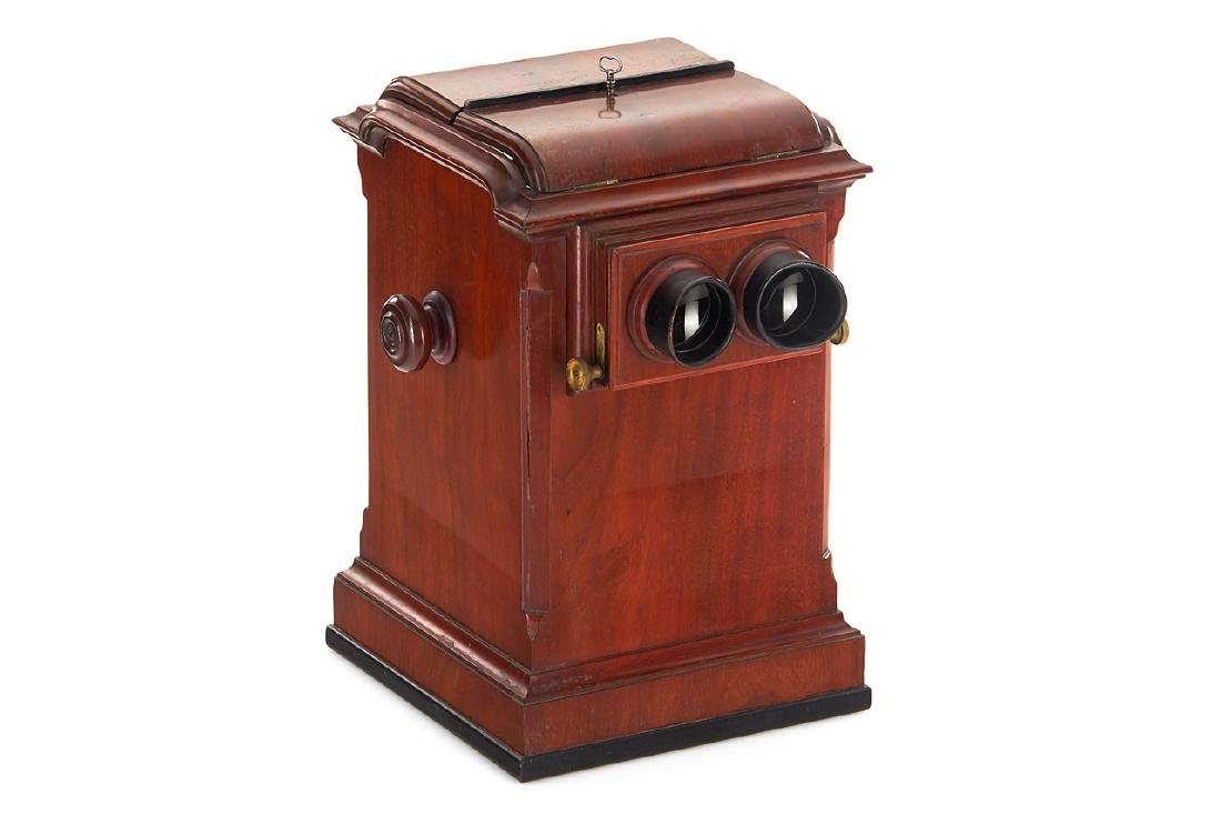 Schwalb Hermanos Stereo Viewer, c.1890