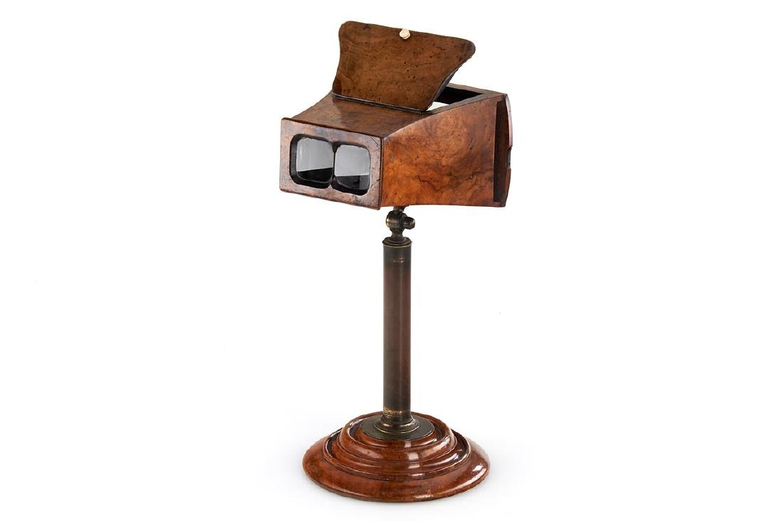 Stereoscopic Co. Brewster-Pattern Viewer, c.1860