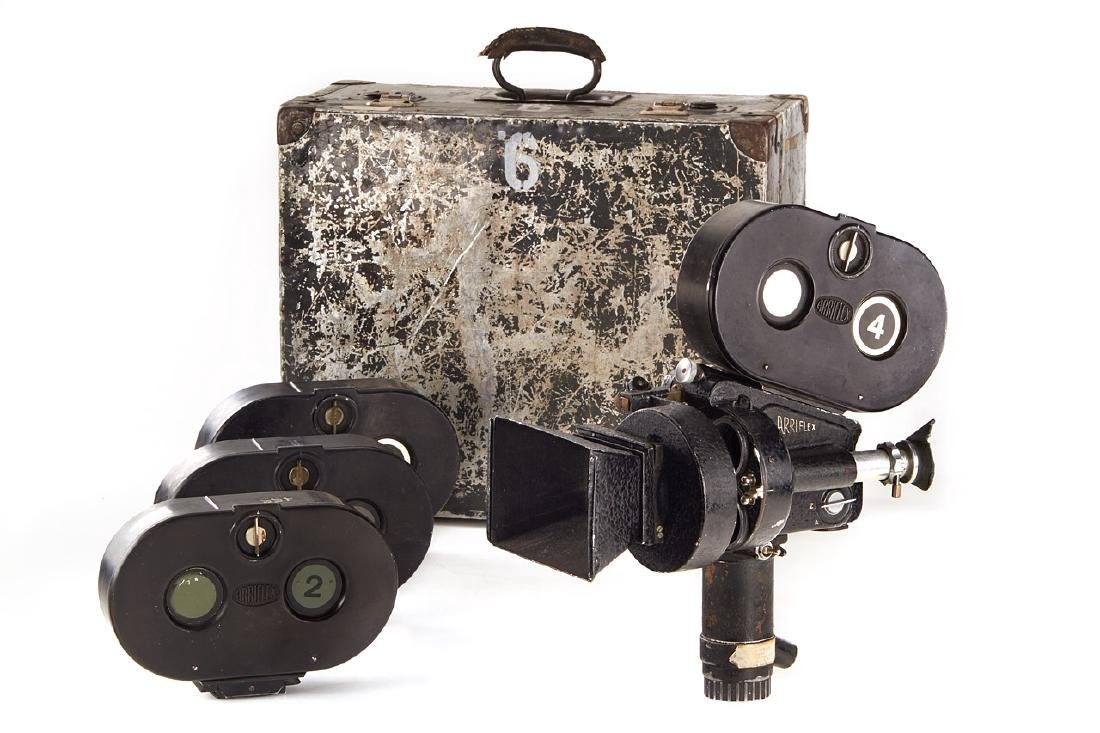 Arriflex 35 'German Army', c.1940, no. 915