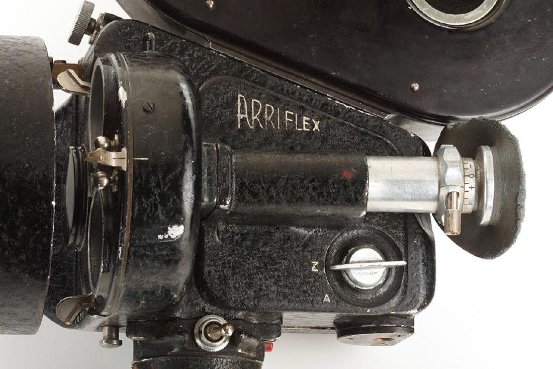 Arriflex 35 'German Army', c.1940, no. 915 - 4