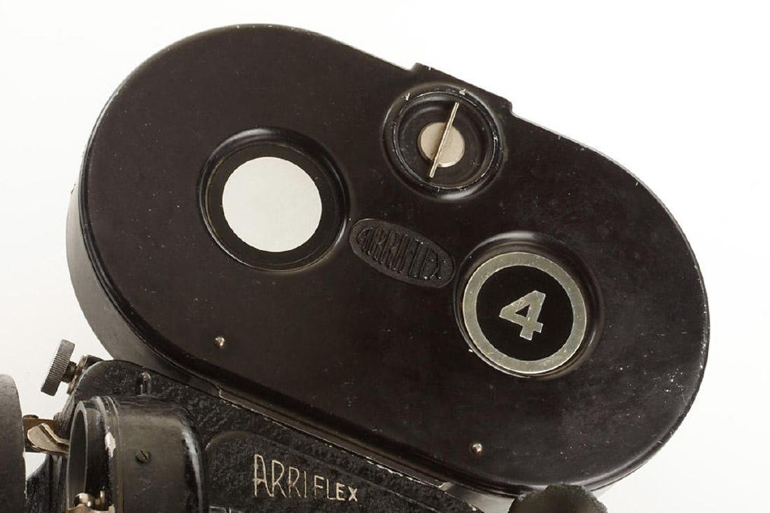 Arriflex 35 'German Army', c.1940, no. 915 - 5