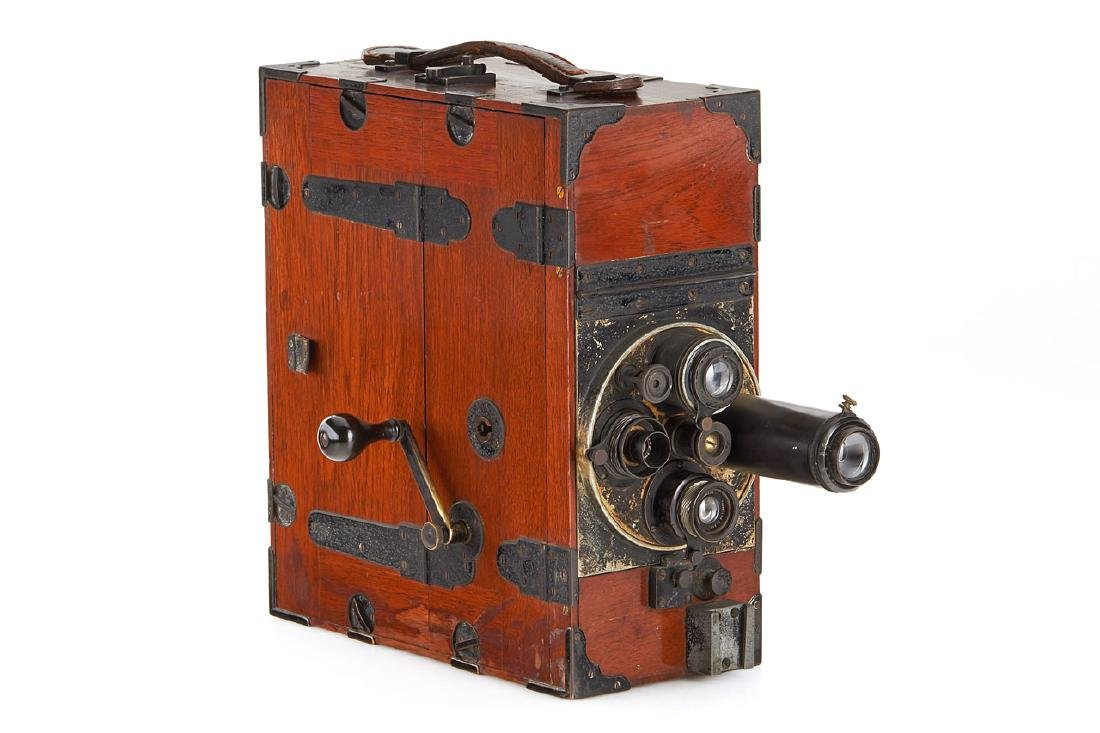 Unknown Manufacturer, 35mm Motion Picture Camera