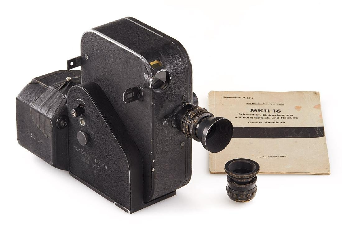 Zeiss Ikon MKH 16 Military outfit, 1943, no. W 35125