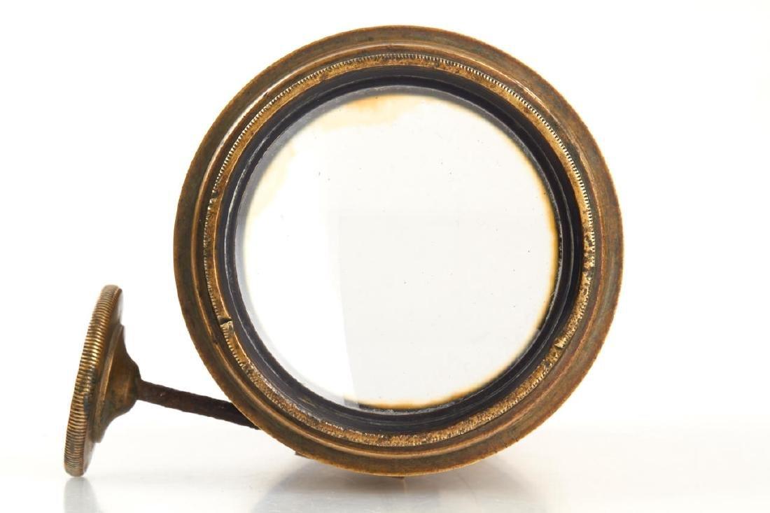 Beaud & Wallon Paris Petzval Daguerreotype Lens, - 5