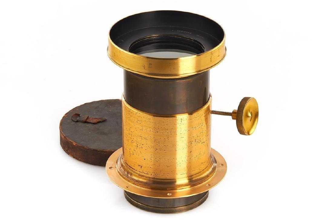 F. Koristka 400mm Petzval Lens, c.1900