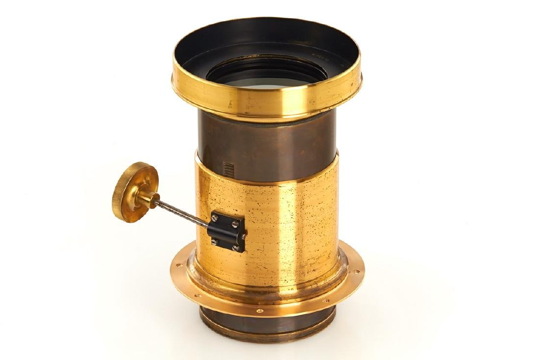 F. Koristka 400mm Petzval Lens, c.1900 - 2