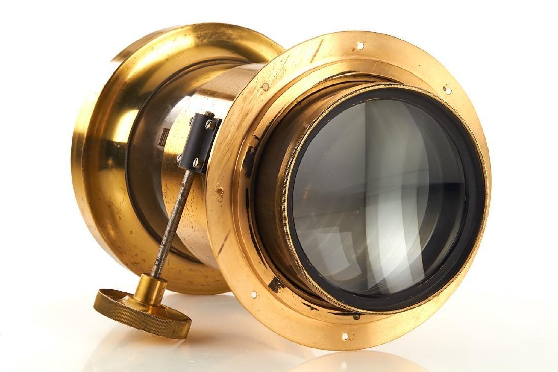 F. Koristka 400mm Petzval Lens, c.1900 - 4