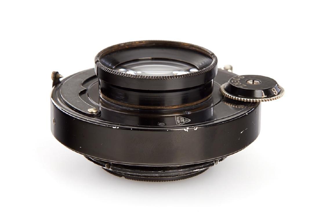 Goerz Prototype Lenses (various), c.1910 - 10
