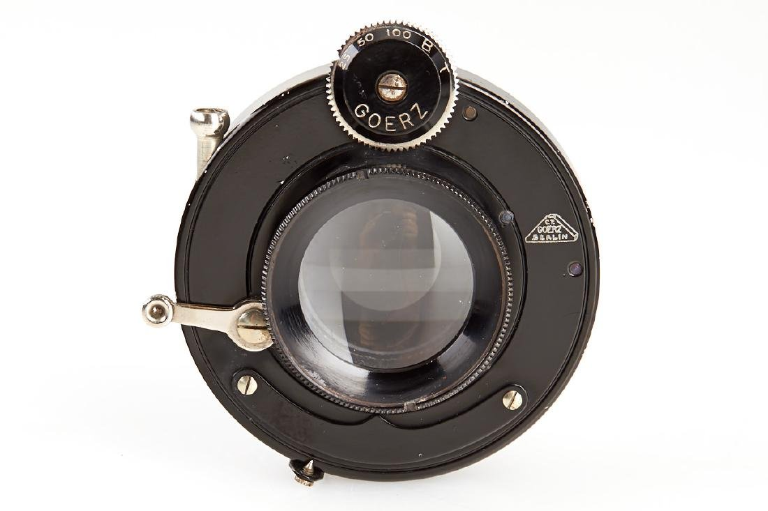Goerz Prototype Lenses (various), c.1910 - 7
