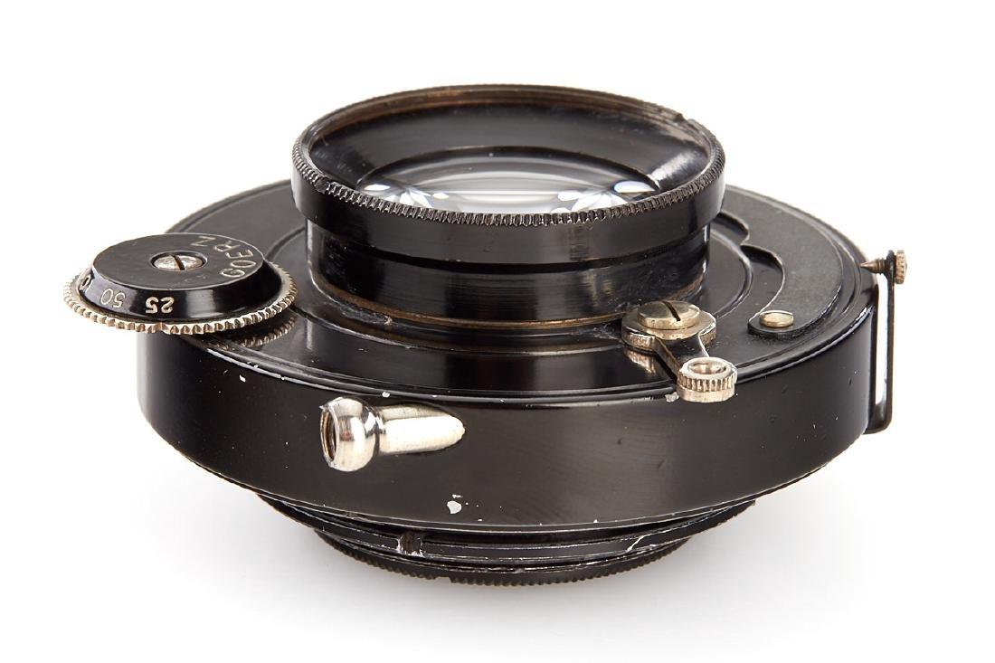 Goerz Prototype Lenses (various), c.1910 - 9