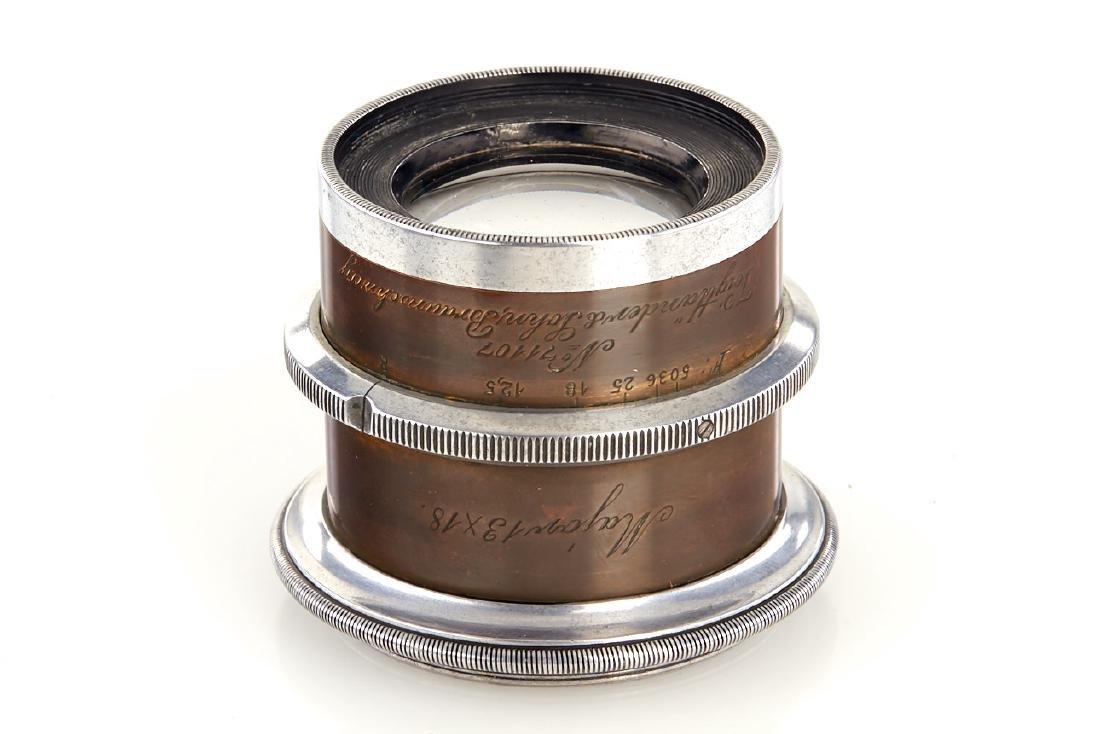 Voigtländer Anastigmat lenses, 1880-1900, no. 71107 - 2
