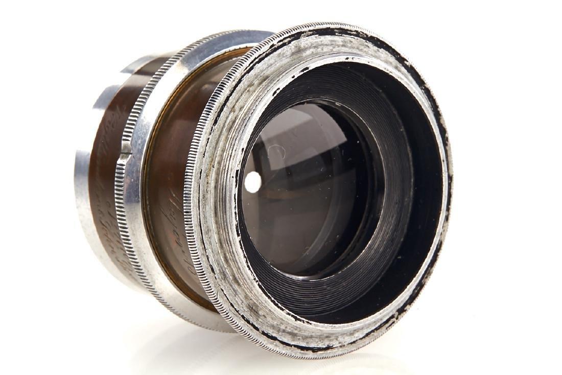 Voigtländer Anastigmat lenses, 1880-1900, no. 71107 - 4